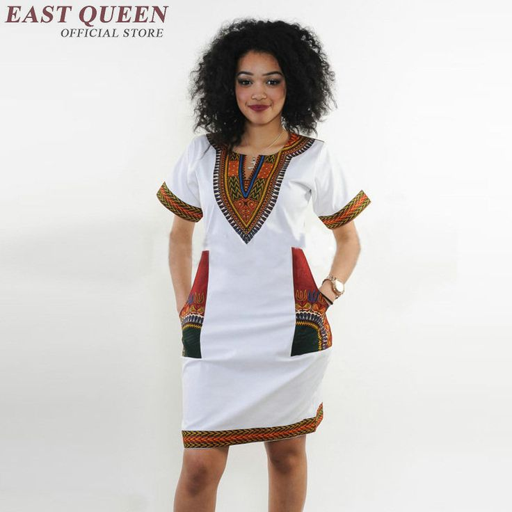 Traditional african clothing traditional african dresses for women short sleeve women african clothing clothes  KK884 #Affiliate