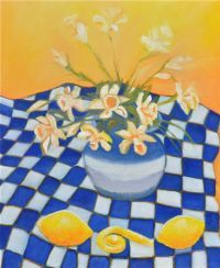 Akryl  Author: Malina Kokoszczyńska #art #kokkoart