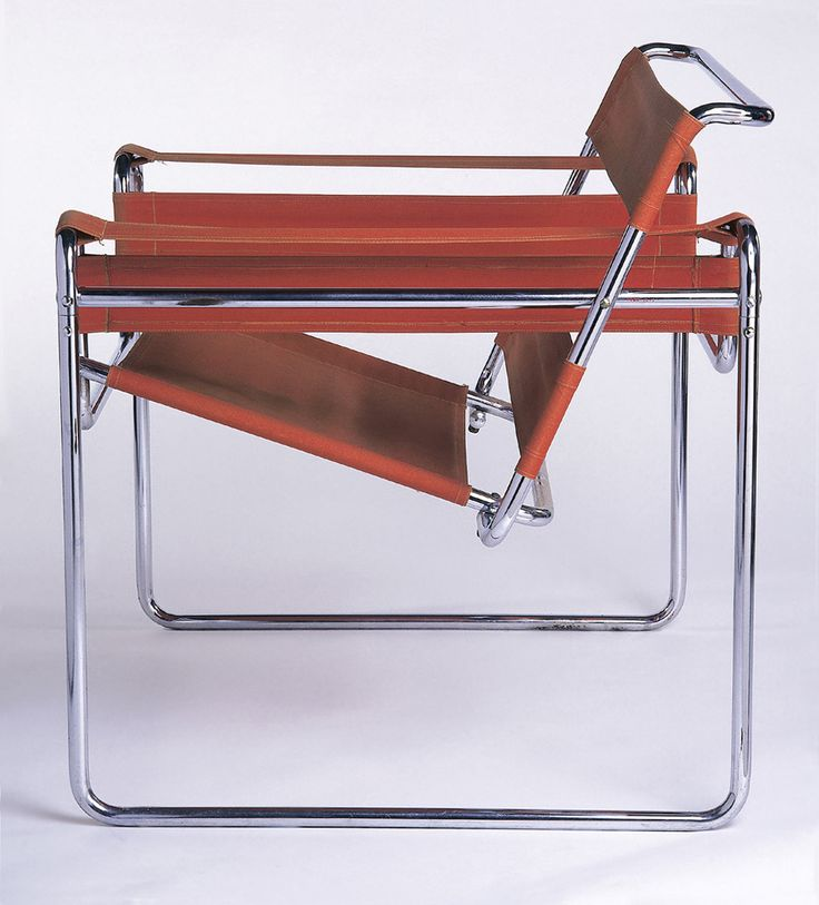 Marvelous Marcel Breuer B chair designed made by Standard M bel