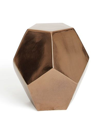 POLYHEDRON STOOL BY MADE GOODS