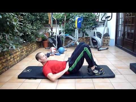 ▶ Comment muscler le transverse | Coaching ventre plat | Tonifier la musculature profonde des abdos - YouTube