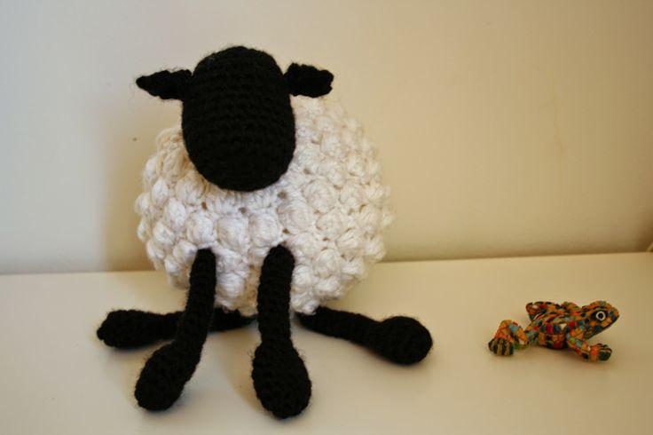 Frk. Fredsgaard: Næææh, sagde det lille lam. - Og en lille DIY