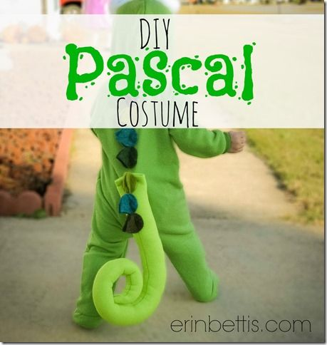 DIY Pascal Halloween Costume from erinbettis.com.