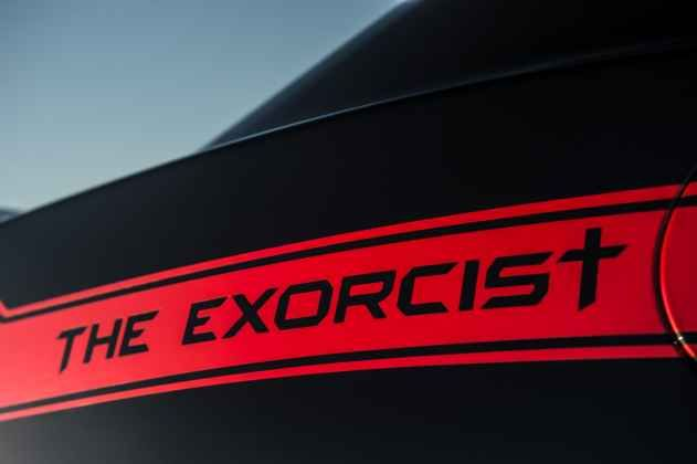 Camaro ZL1 The Exorcist, la cura que Hennessey creó • First Drive México