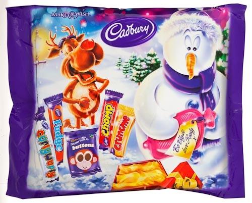 Cadbury Selection Pack | Poundland