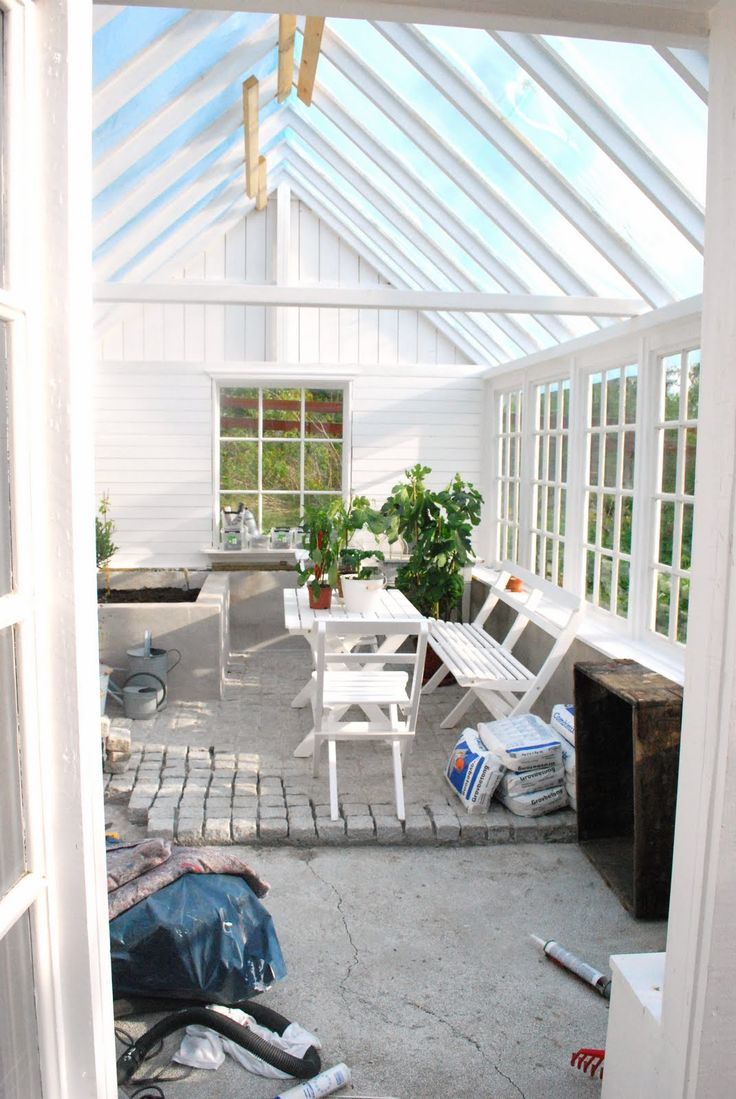 310 best Greenhouses, conservatorys and ideas images on Pinterest ...