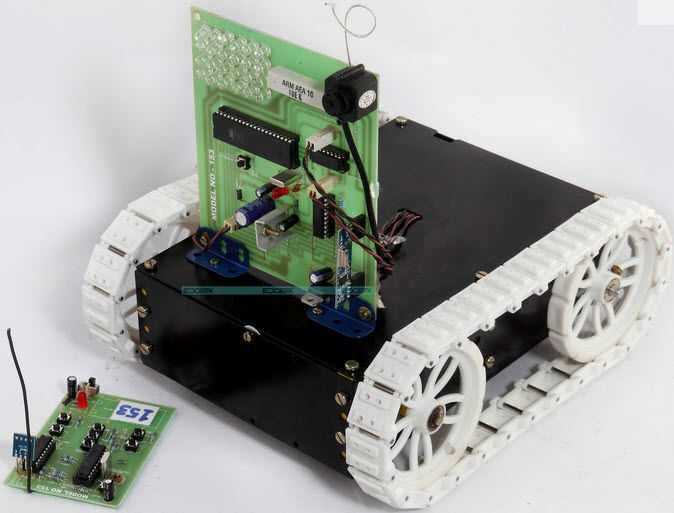 Major Projects For Robotics Electronic Minor Projects Final Years