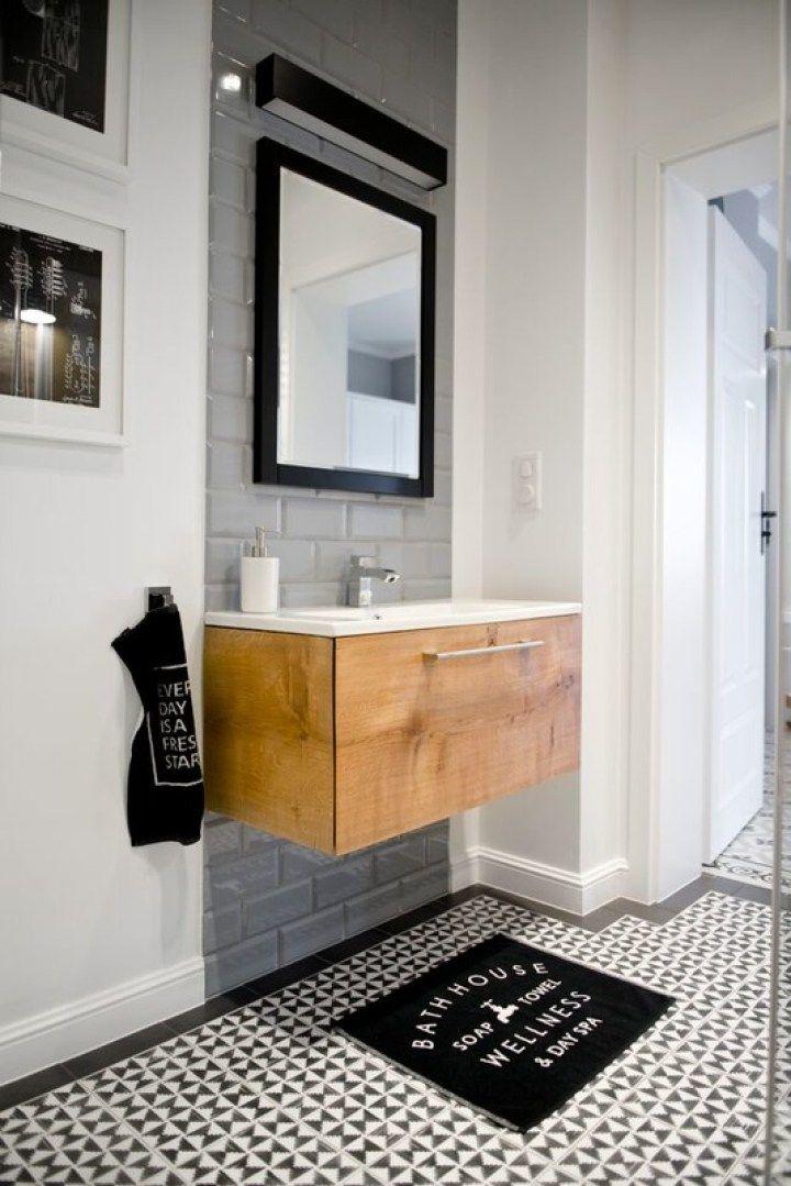 Baño Blanco Thermomix:electrodomésticos mint de Smeg Detalles en mint y negro decoración