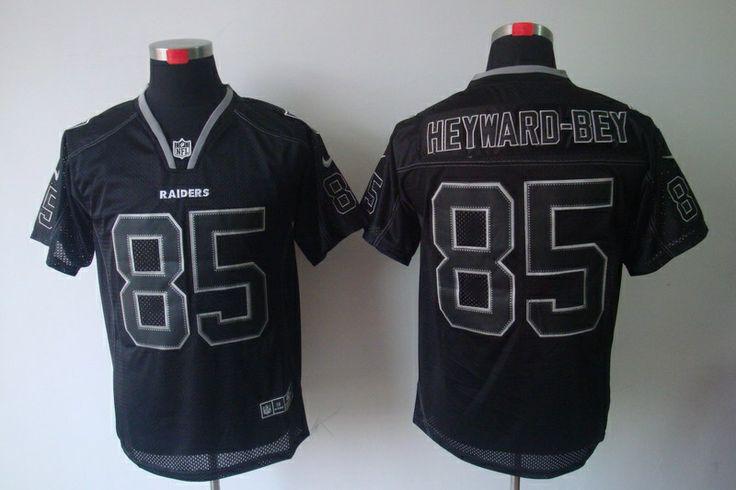 mens oakland raiders 10 seth roberts black team color nfl nike elite jersey nike nfl elite