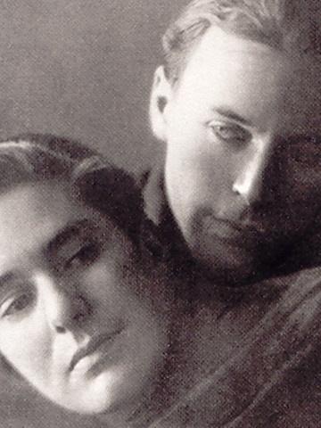 Klaus and Erika Mann