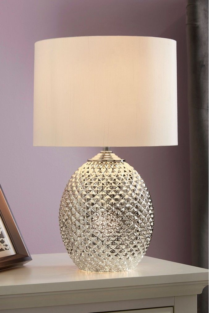 Glamour Large Table Lamp With Images