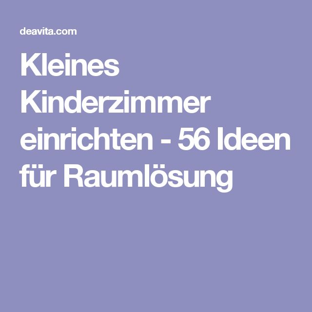 best 25+ kleines kinderzimmer ideas on pinterest | kleines