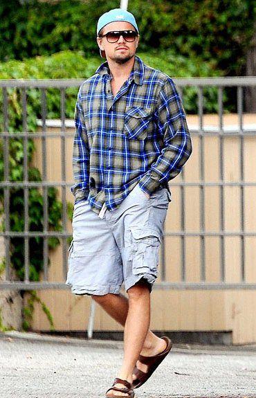 Back by popular demand- Birkenstock! Check out Leo spotted ... Birkenstock Men Fashion