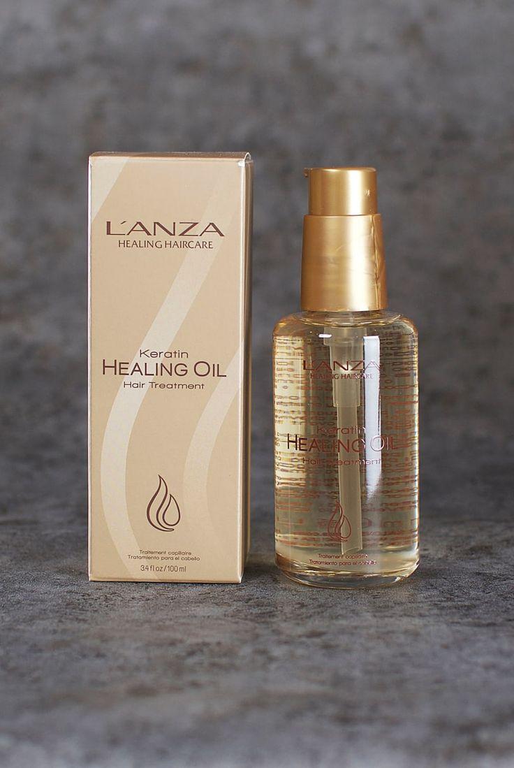 L'ANSA - Healing Oil Treatment Hårolja