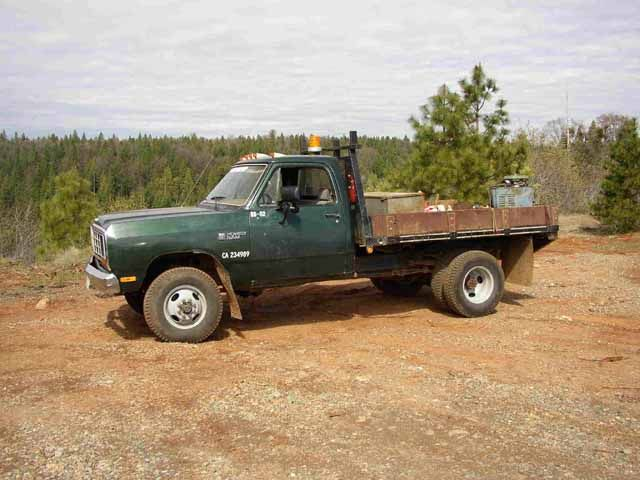 Ford F250 8 Foot Bed For Sale >> dodge 1 ton flatbed | have pictures available just ask me ...