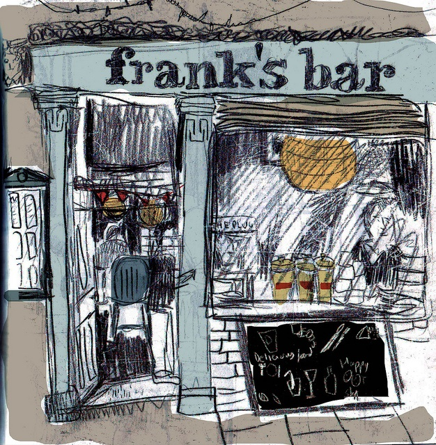 Love this!!!  Frank's Bar Norwich by Jambo julie, via Flickr via Pinterest