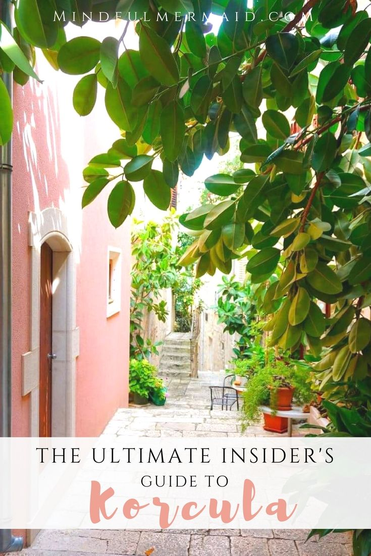 Don t travel read only one page st augustine rovinj croatia - The Croatian Island Of Korcula Is Cloaked In Vineyards And Spotless Beaches Along The Adriatic