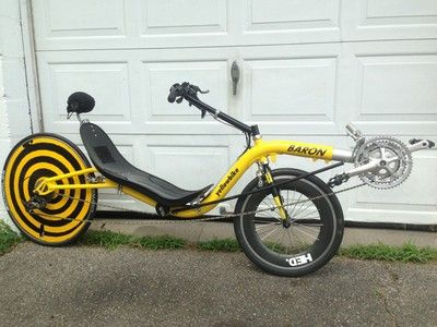 Baron Recumbent Bike Carbon Fiber Racing Bike | eBay & 99 best recumbent images on Pinterest | Recumbent bicycle Custom ... islam-shia.org