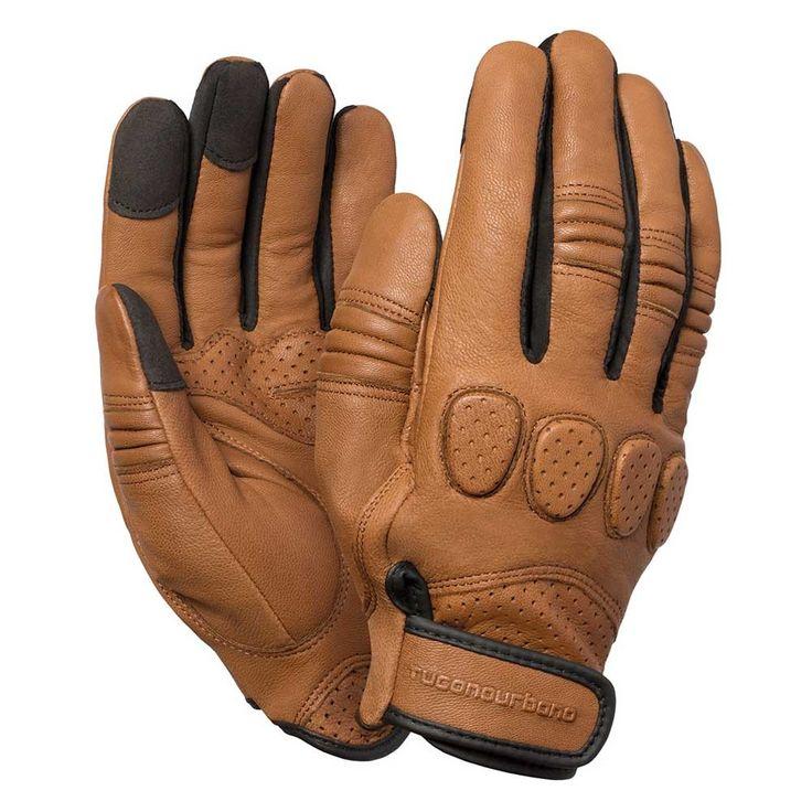 Tucano Urbano Gig Gloves - Brown