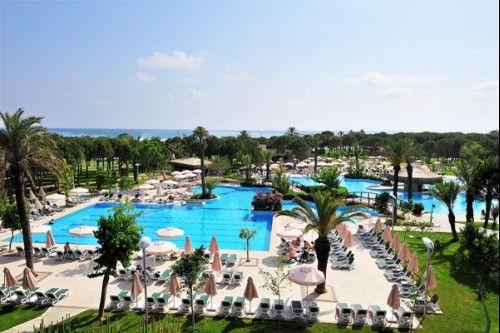 Voyage Turquie Ecotour, promo séjour Antalya pas cher Ecotour au Hôtel Gloria Golf Resort 5* à Antalya prix promo séjour Ecotour à partir 881,00 € TTC 8J/7N Tout Compris