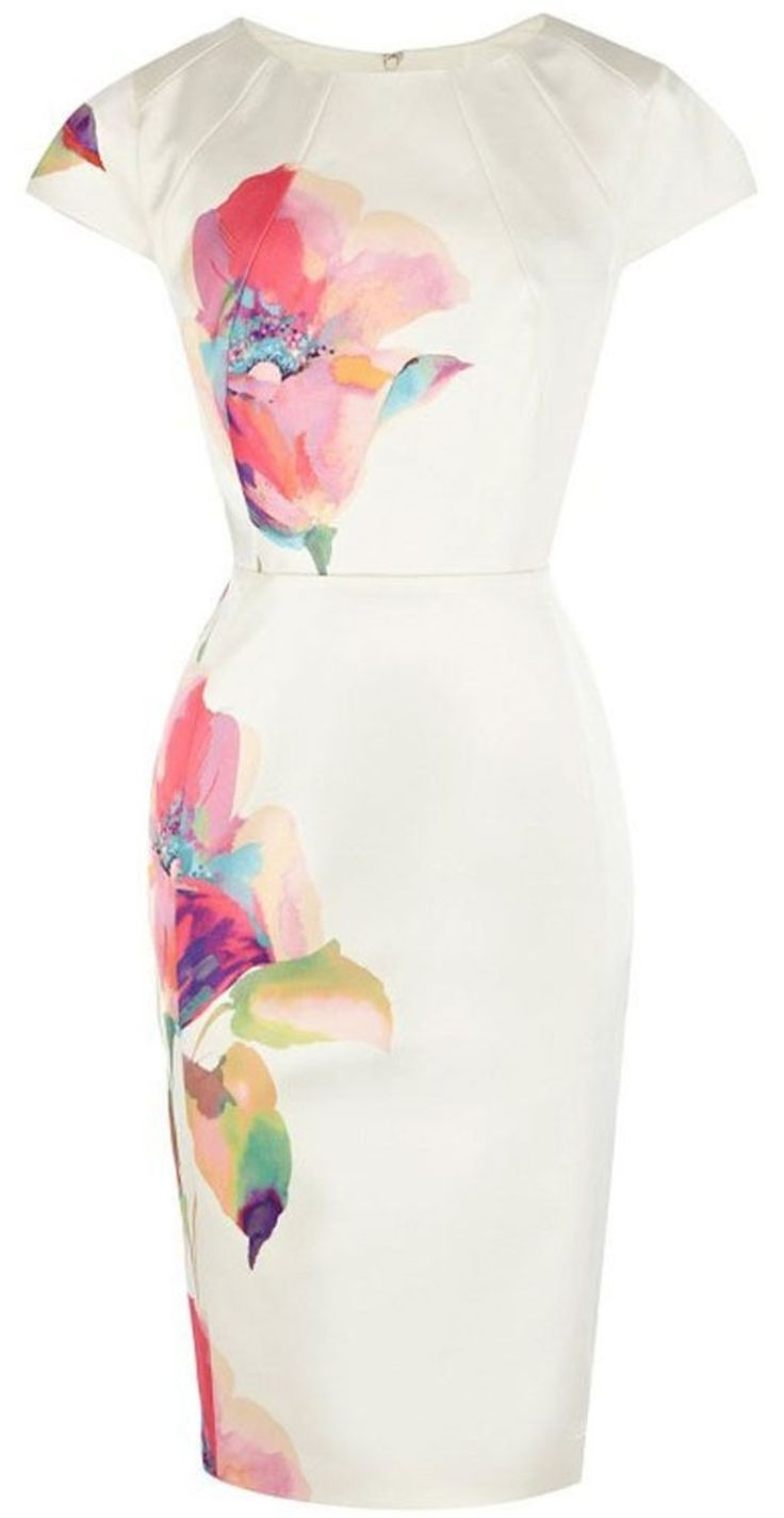 25 #Floral Dresses to Fall for This Spring ...