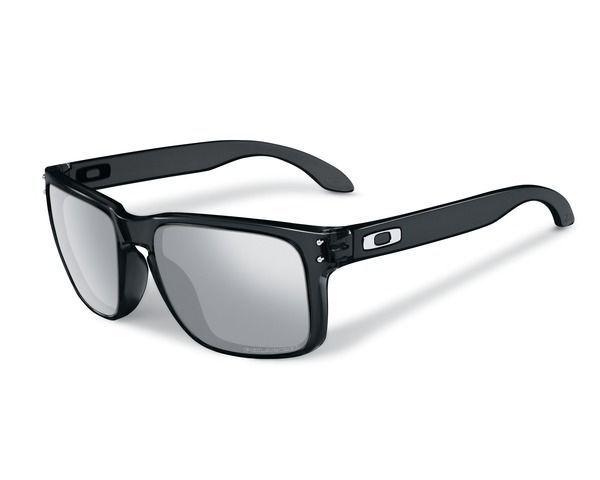 OAKLEY napszemüveg Holbrook Black Ink/ Chrome Iridium Polarized Az Oakley napszemüveg lencse a saját fejlesztésű HDO - High Definition Optics® (Magasan meghatározott optika) technológiával készült, melyet a világ legnagyobb sportolói által támasztott követelmények alapján fejlesztettek ki. Átlátszósági-, prizma- és fénytörési összehasonlító tesztek igazolják, hogy a HDO lencsén keresztül sokkal pontosabban és élesebben látunk, mint a hagyományos napszemüvegekben. OLVASS TOVÁBB!