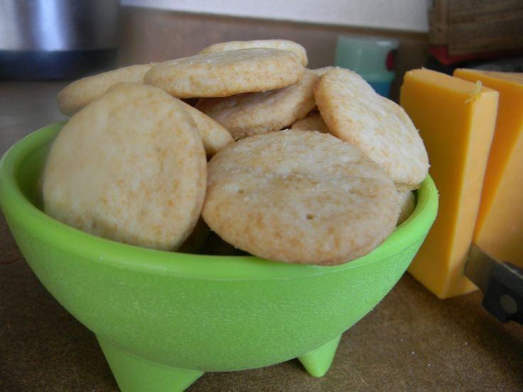 Butter Crackers – The Frugal Girls – #butter #crac…