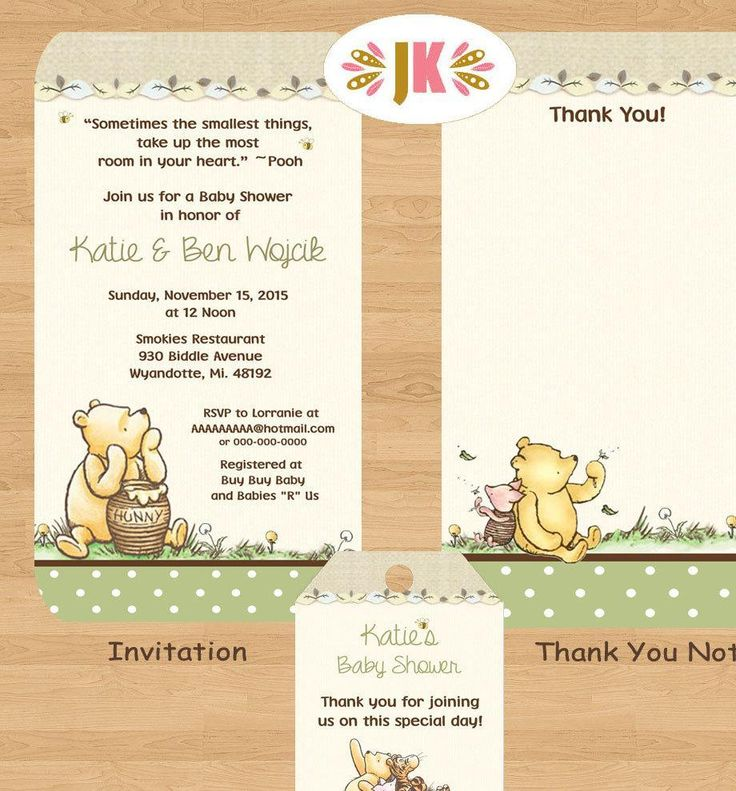 188 best Baby Shower Invitations images on Pinterest | Baby shower ...