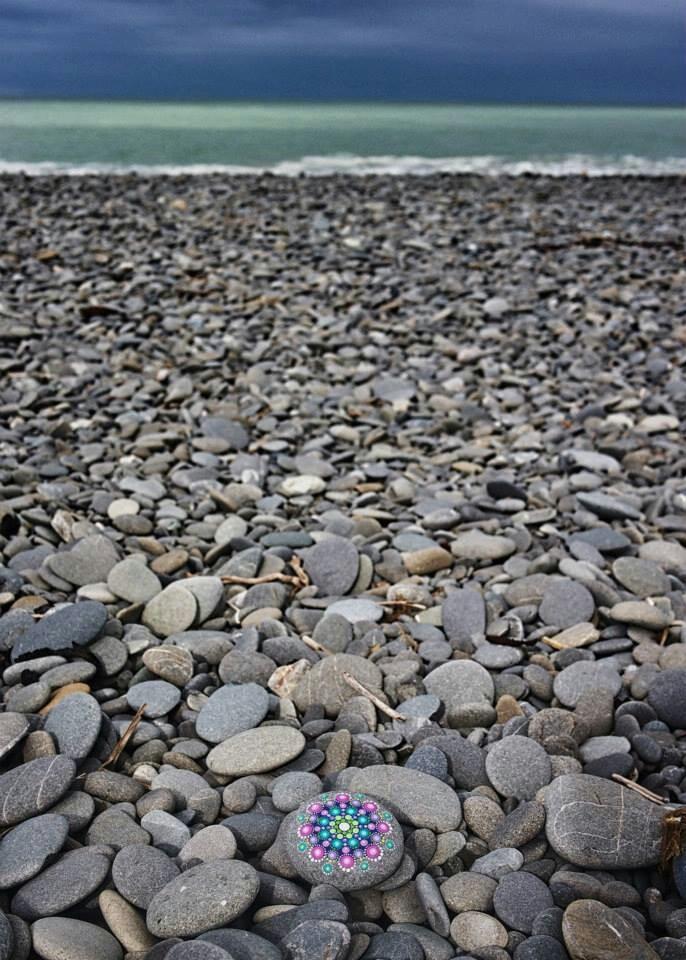 Pebble Beach, New Zealand
