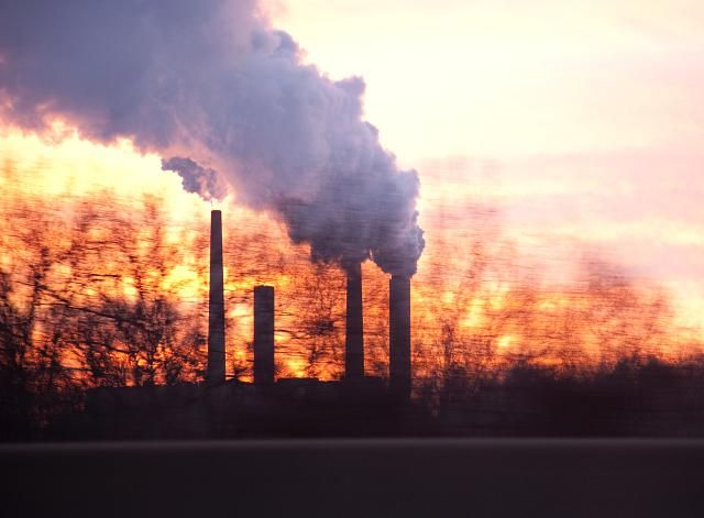 Top Greenhouse Gas: Carbon Dioxide