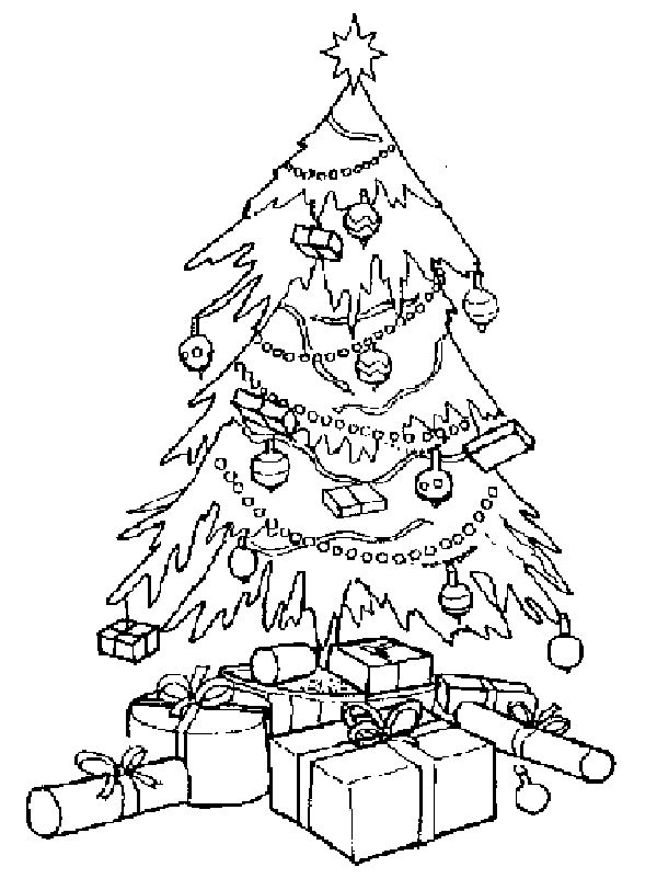 Christmas Coloring Pages Esl