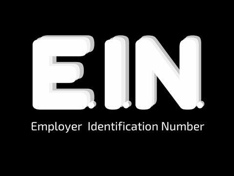 SS4 Online, EIN __Employer Identification Number Live Stream