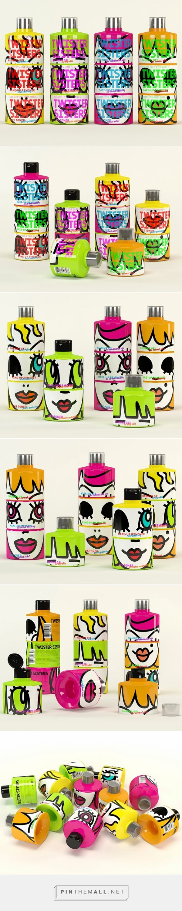 Twister Sisters for girls /  teens' skin care.