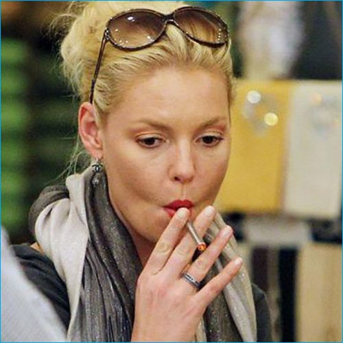 10 Famous Celebrity Smokers - Mag For Women