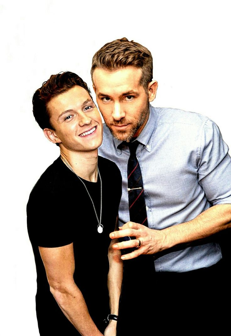 I really want a Spider-Man and dead pool movie with these too! Actually I just want to see what would happen if you stuck Ryan Reynolds and Tom Holland in the same room together. ❤️