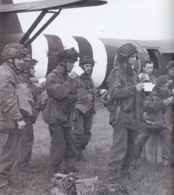 paratroopers on d day history