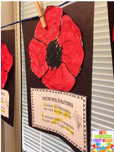 Veterans Day Activities K-2