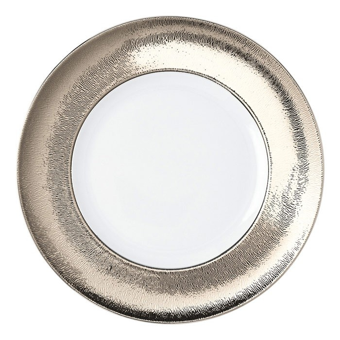 Set of 2 oversized service plates 32 cm The designer touch for your interiors and wellness