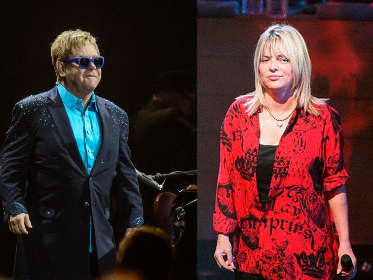 Elton John a provoqué l'accouchement de France Gall