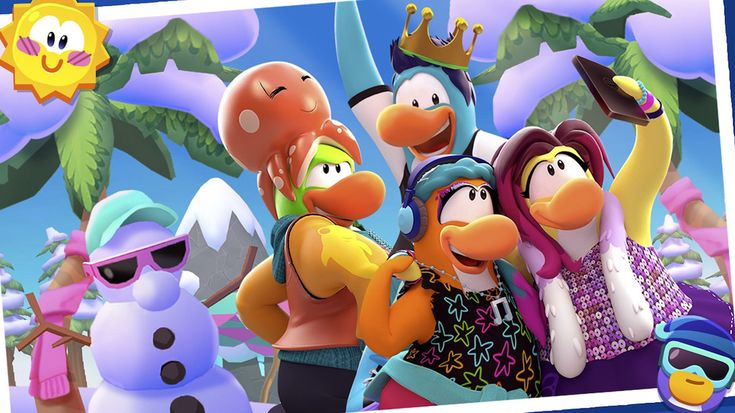 Club Penguin Island Event Coming to Disney's Blizzard Beach Water Park July 29 | Disney Parks Blog