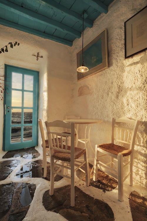 Caprice Bar, Mykonos, Greece/ Greek Islands