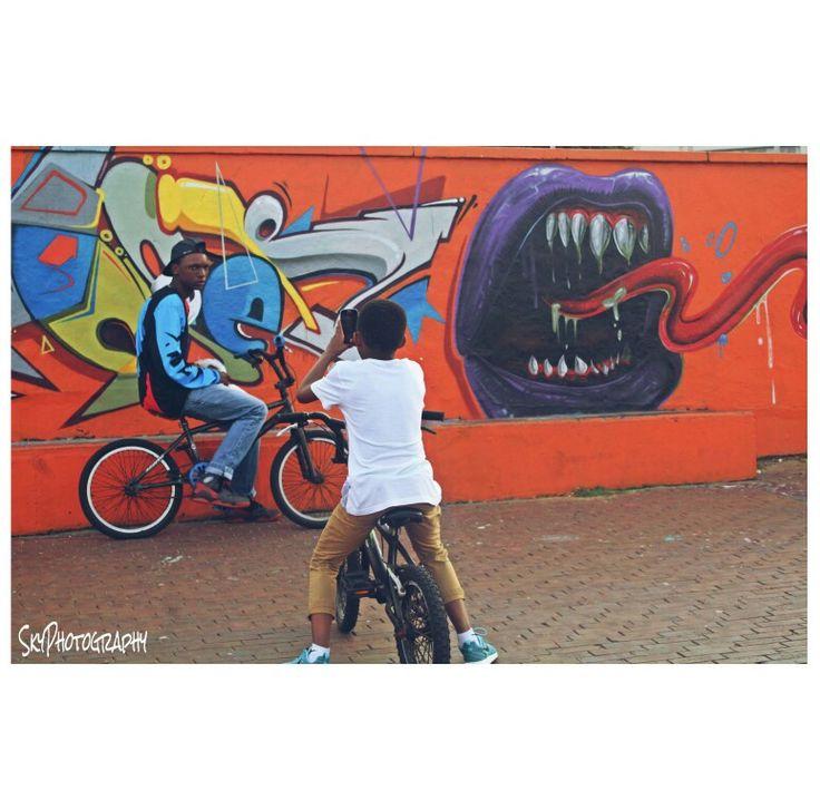 Graffiti art Photography