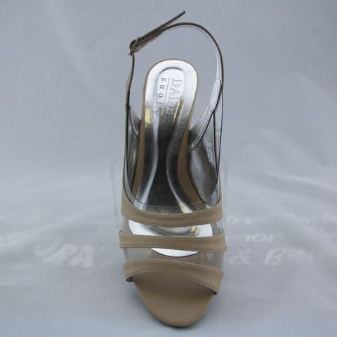 Sling back Wedge, S1578 (5 colours)
