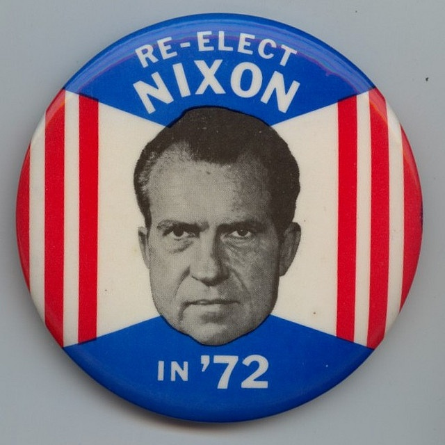 nixon and mcgovern in the presidential election of 1972 Mcgovern defense, democrats for nixon, 1972 maker: the november group video courtesy of the nixon presidential library and museum from museum of the moving image.