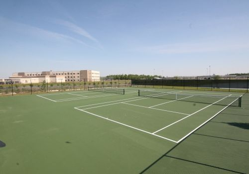 Concord Station Tennis Courts
