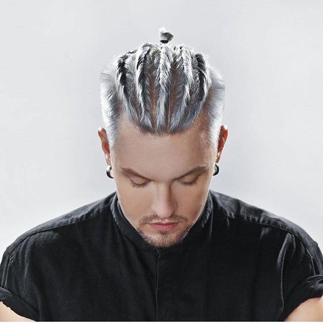 White Male Braid Hairstyles | Hair