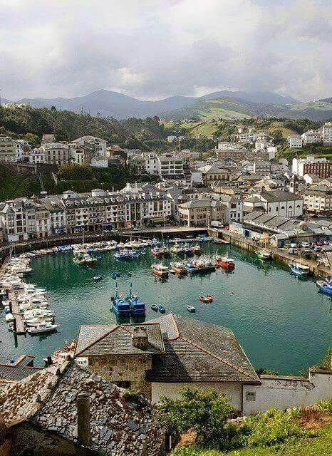Luarca Asturias España