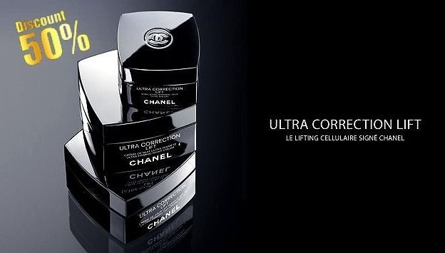 CHANEL Precision Ultra Correction Lift Lifting Firming Cream 3 pcs / SET  #CHANEL
