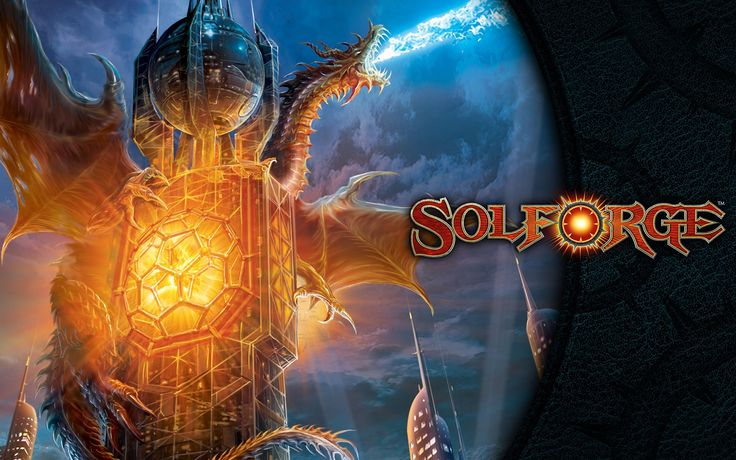 SolForge: A fantastic new experience! #indiedev #indiegamedev #ios #android #gamedev #gaming #cards