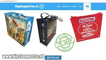 NIEUWE WEBSHOP: www.bigshoppertas.nl - laagste prijzen en snelste levertijden. Min afname 100 stuks!